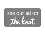 See Our Ad on The Knot